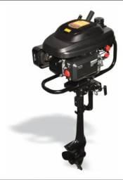 Rabeta com motor 4T BFG 6,5CV Outboard