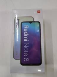 Xiaomi Redmi Note 8 em promoção. Novo Lacrado garantia e entrega