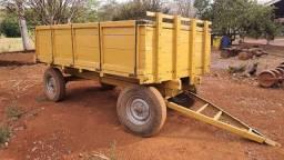 Reboque carreta agrícola
