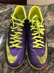 Chuteira Nike Mercurial Tam 41