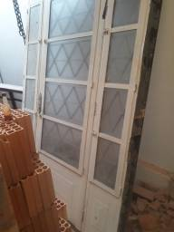 Portas e janelas usados