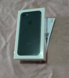 IPhone 7 32GB Preto lacrado com Nota