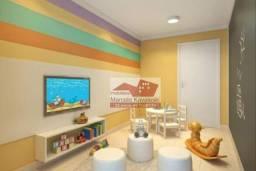 Apartamento com 2 dormitórios para alugar, 40 m² por R$ 1.300,00/mês - Jardim São Savério