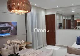 Apartamento com 2 dormitórios à venda, 57 m² por R$ 189.000,00 - Parque Amazônia - Goiânia