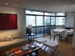 Apartamento 3 dormitórios, 2 suítes, 4 banheiros, 1 vaga à venda no bairro Consolação