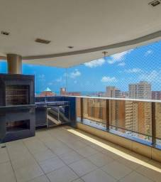 Palazzo Residence - Apartamento á Venda com 4 quartos, 4 vagas, 298m² (AP0370)