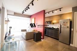 Apartamento à venda com 2 dormitórios em Santo amaro, São paulo cod:8952