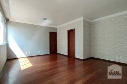 Apartamento à venda com 3 dormitórios em Grajaú, Belo horizonte cod:271621