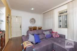 Apartamento à venda com 3 dormitórios em Estoril, Belo horizonte cod:272052