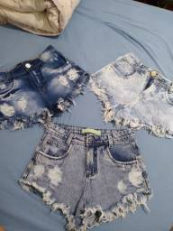Shorts jeans n°40