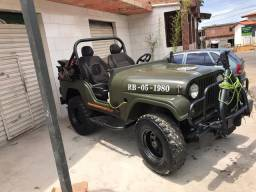 Jeep 79 relíquia