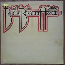 LP Vinil Beck, Bogert & Appice (import. Holanda)