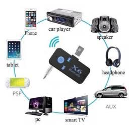 Adaptador Bluetooth via P2