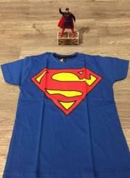 Camisetas herois infantil