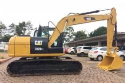 Escavadeira Cat 312D 2015
