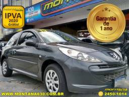 Peugeot 207 XR 1.4 hatch completo
