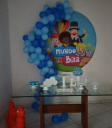 Vendo Banner do Mundo Bita para eventos