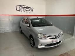 Toyota Etios X 1.5 - 2016
