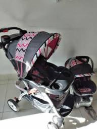 Carinho e bebê conforto baby trend