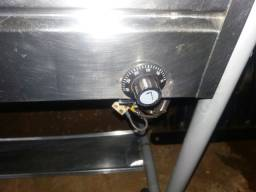 Pista quente 220 v para 8 cubas sem as cubas