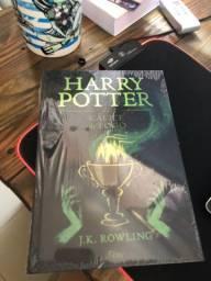 Harry Potter e o Cálice de Fogo - Lacrado Novo