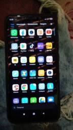 Xiaomi note 6 pro 64gb 4 de ram 2 câmera frontal