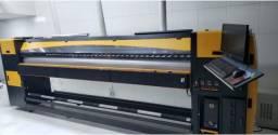 Impressora Solvente Ultra-jet