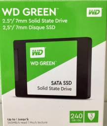 Ssd 240 gb wd green