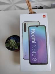 T-O-O-P! Redmi NOTE 8 da Xiaomi.. Novo Lacrado com Garantia e Entrega