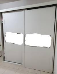Armario duas Portas / Com Espelho