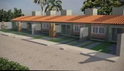 SV - Casas com ótimo acabamento e acessos individuais