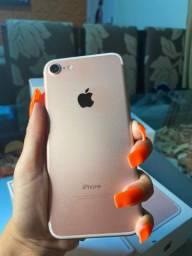 IPhone 7 Rose (semi novo)