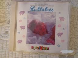 Coleção de CDs série Happy Baby
