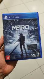 Metro Exodus PS4 - PRA VENDER RÁPIDO!