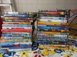 Vendo 32 DVD's diversos