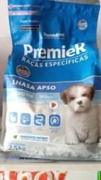 Pet Feliz Ração Premier Filhote Raças Específicas Lhasa 2,5 kg