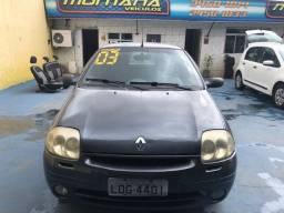 Renault Clio Sedan RT 2003 completo
