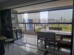 Belíssimo Apartamento em Miramar, 201m2, 3 vagas- vista definitiva