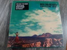 Cd Noel Gallagher - Who Built The Moon - Deluxe Package