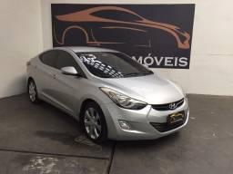 Hyundai-Elantra gls 1.8 aut+gnv Financiamos sem comprovação de renda