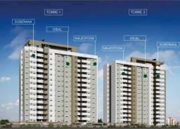 Parque Industrial - Lançamento Soul - Novos Apartamentos - Lazer completo