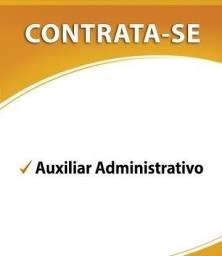 Vaga de Emprego para Auxiliar Administrativo !!