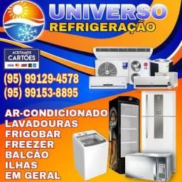 Manutenção em geladeiras