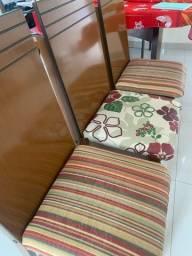 7 cadeiras