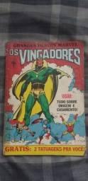 Grandes Heróis Marvel 1ª Série - n° 10 - Editora Abril