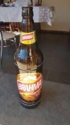 14 Garrafas litrao  cerveja 1L