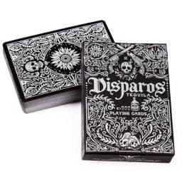 Baralho Disparos Tequila Black - Uspcc - by Ellusionist