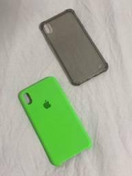 Vende-se 2 capas do iPhone XS Max