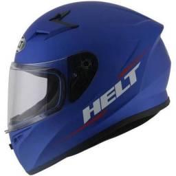 Capacete Helt azul
