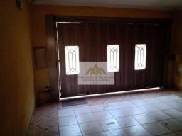 Casa com 2 dormitórios à venda, 136 m² por R$ 172.000 - Jardim Aeroporto - Ribeirão Preto/